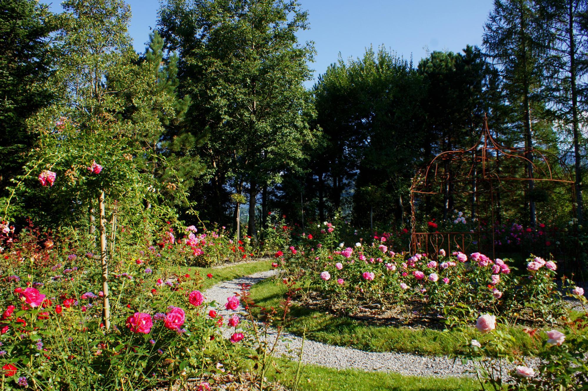 Jardin du diable vert for Jardin du pic vert