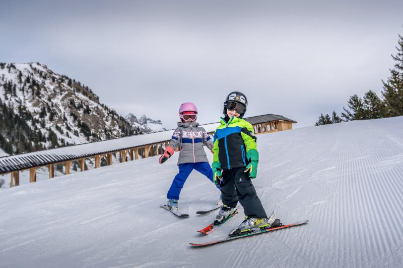 FREE SKI RUNS FOR BEGINNERS