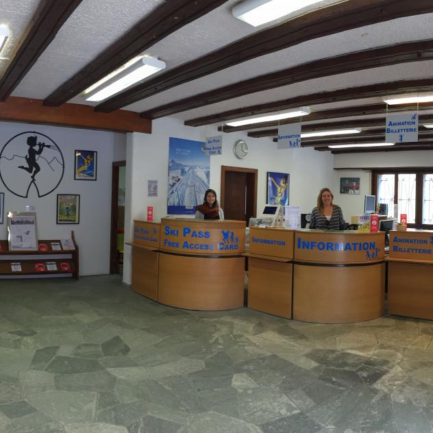 Tourist Office Les Diablerets