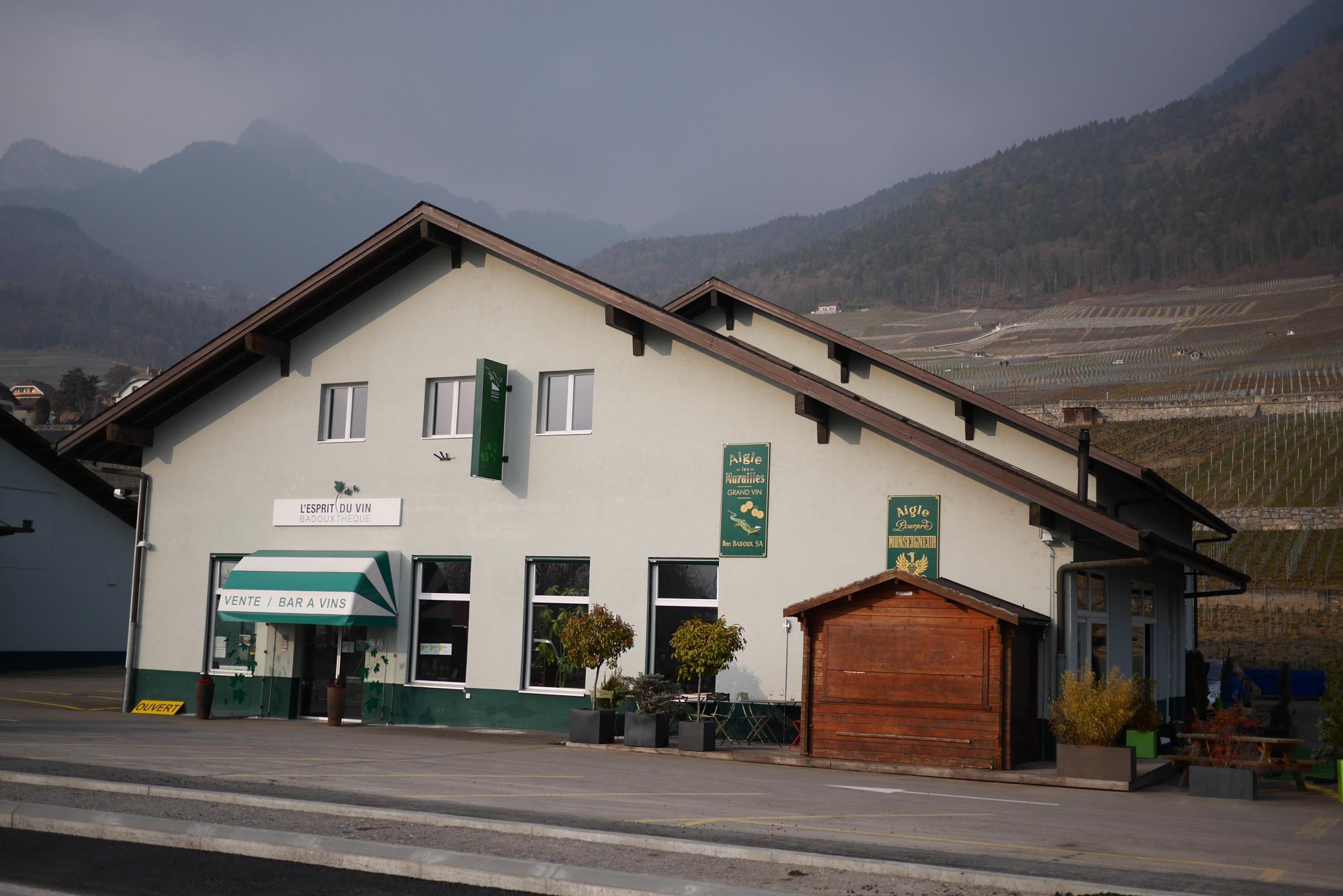 Badoux vins sa villars gryon les diablerets bex suisse - Office tourisme diablerets ...