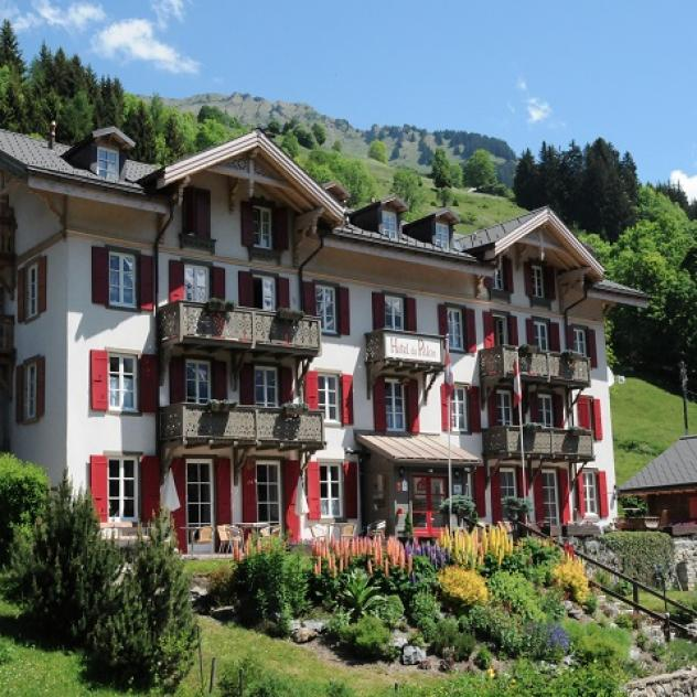 Swiss Historic Hotel du Pillon