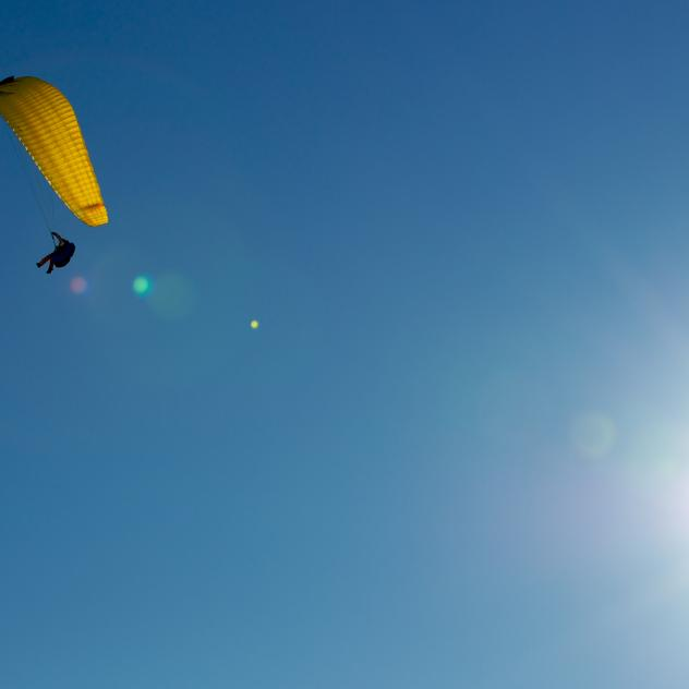 Ecole Delta Parapente Christophe Smith