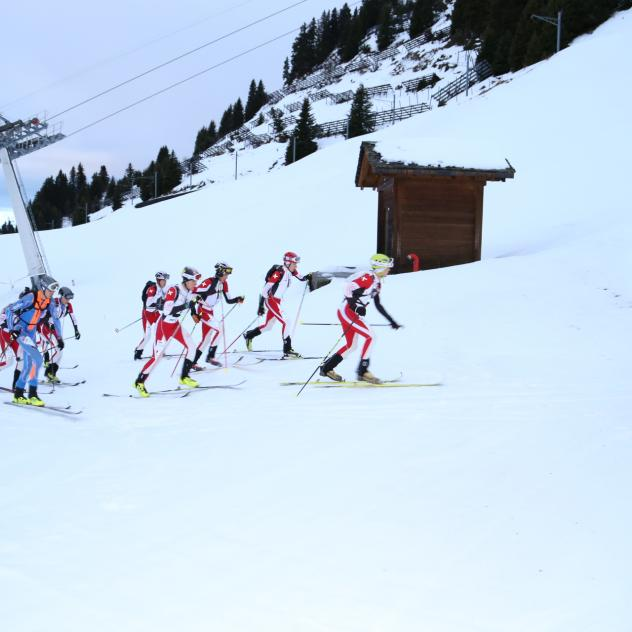 SkiMo-Villars Ski Mountaineering World Cup