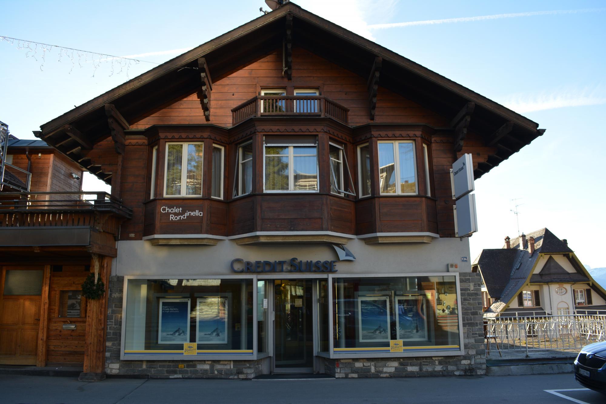 Credit suisse sa villars gryon les diablerets bex suisse - Office du tourisme abries ...