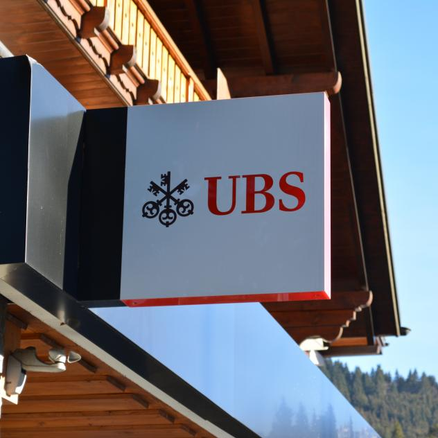 Bank - UBS Switzerland AG