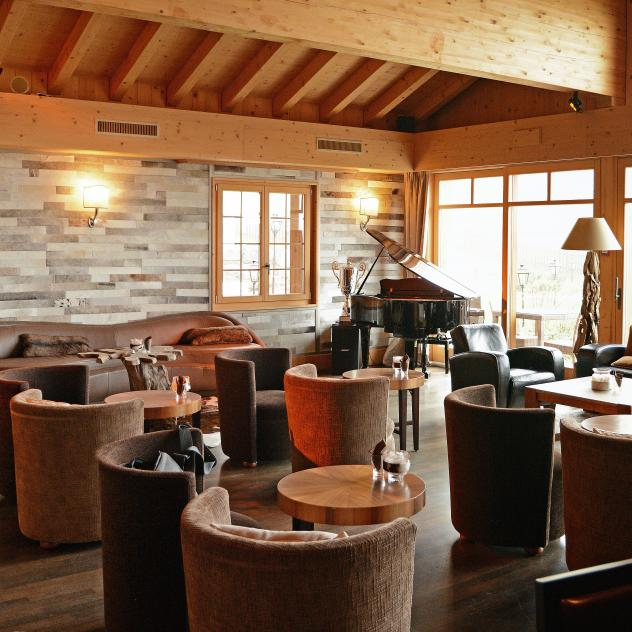 Le BeAR's Bar - Chalet Royalp Hôtel & Spa