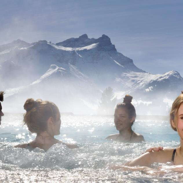 Les Bains de Villars: source of your well-being