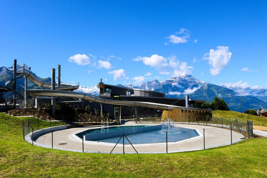 Swimming Pool of Villars