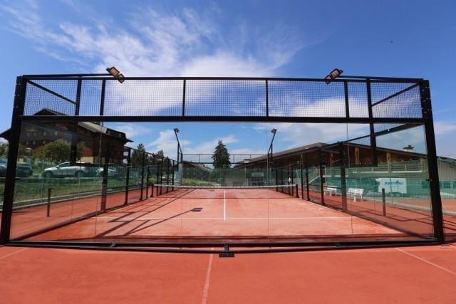 Padel tennis villars gryon les diablerets bex suisse - Office du tourisme montchavin les coches ...