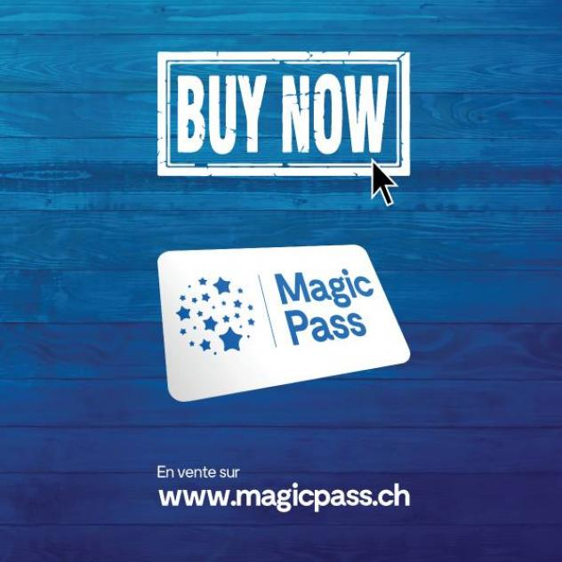 Magic Pass à Villars-Gryon-Les Diablerets