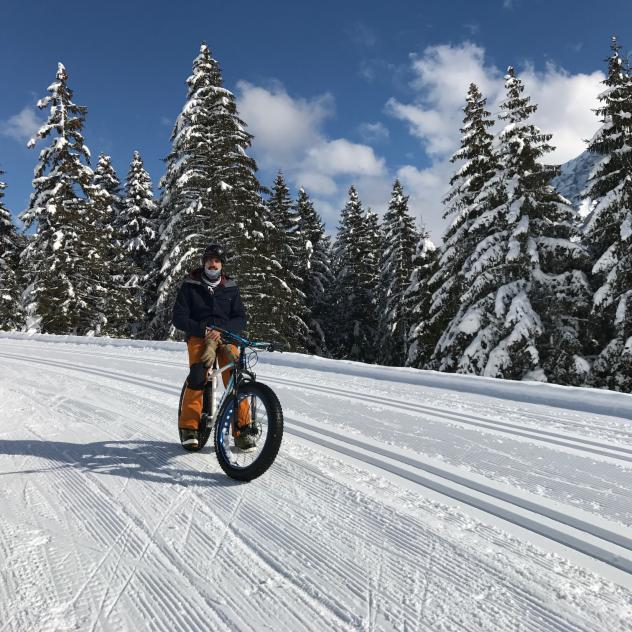 Location de fat bike