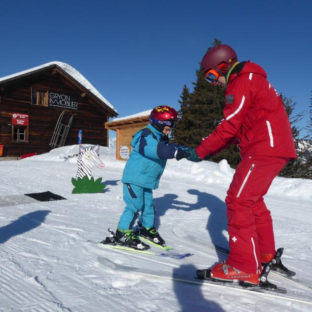 Gryon Swiss Ski School
