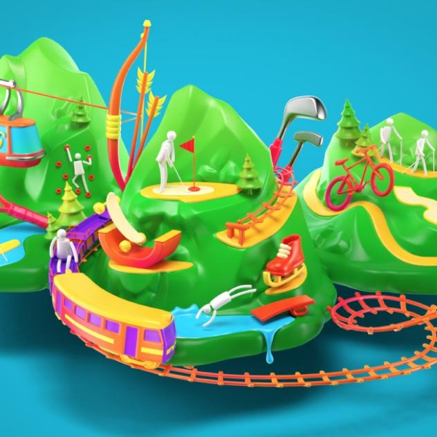 Free Access Card - Your mountain theme park
