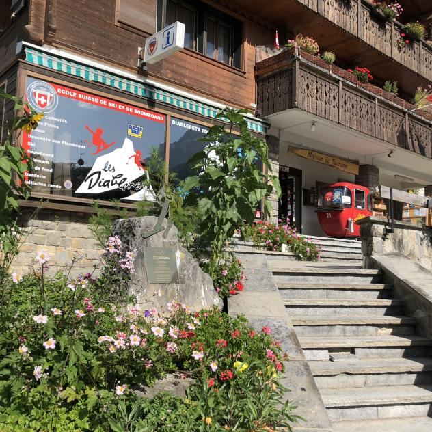 Les Diablerets Tourist Office