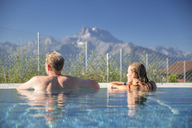 Les Bains de Villars: your source of well-being
