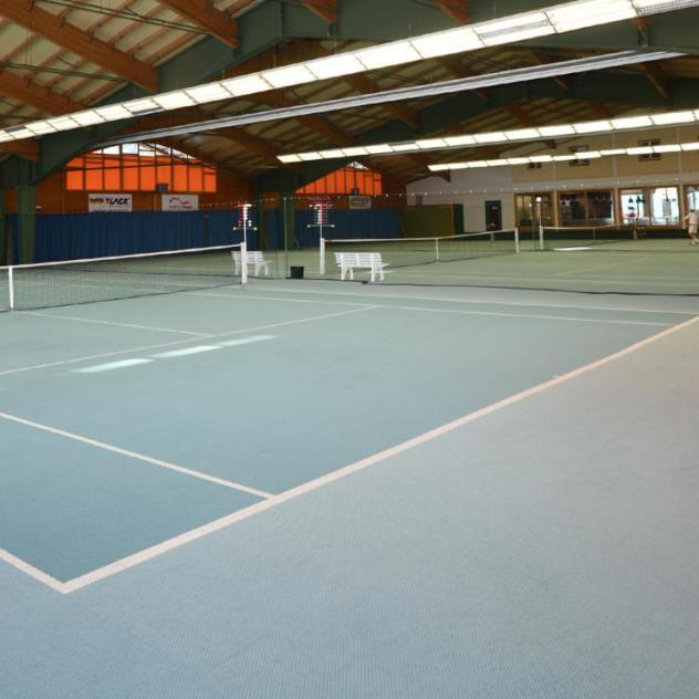 Tennis interieur CDS Villars