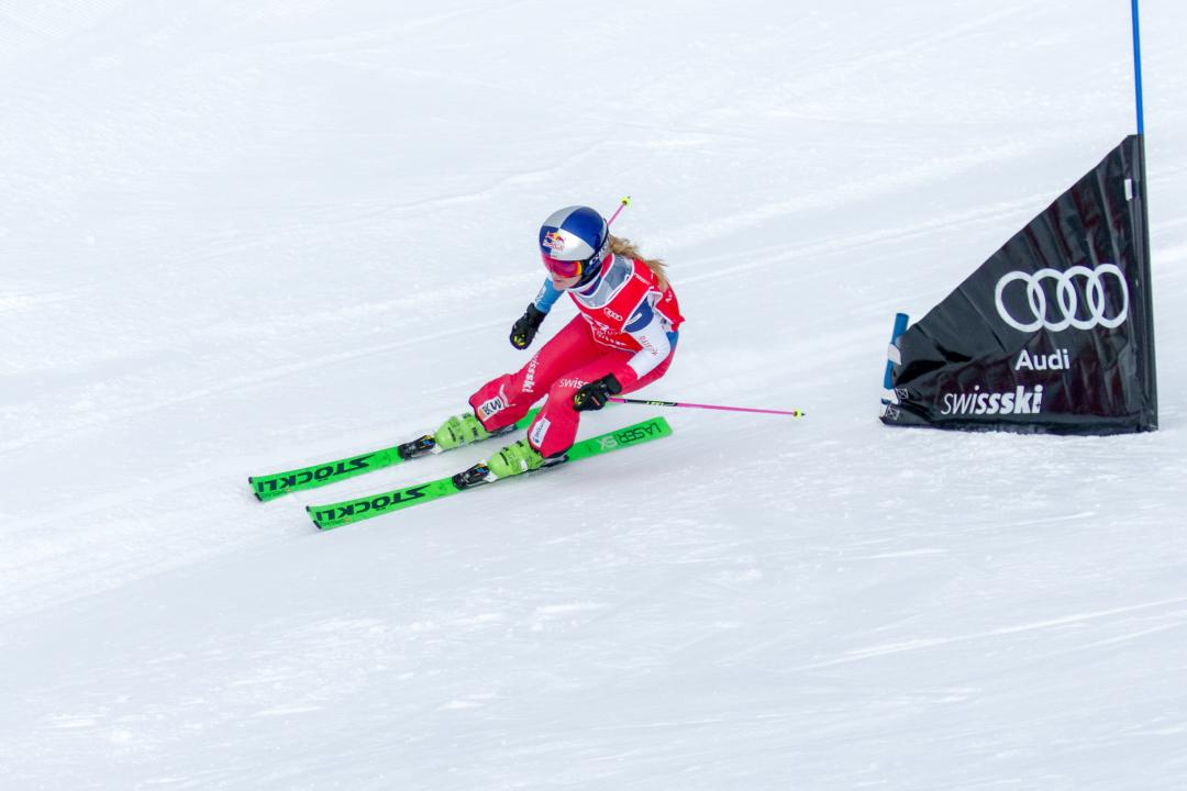 Fanny Smith, Championne de skicross