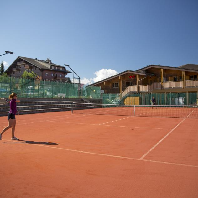Tennis du Centre des Sports
