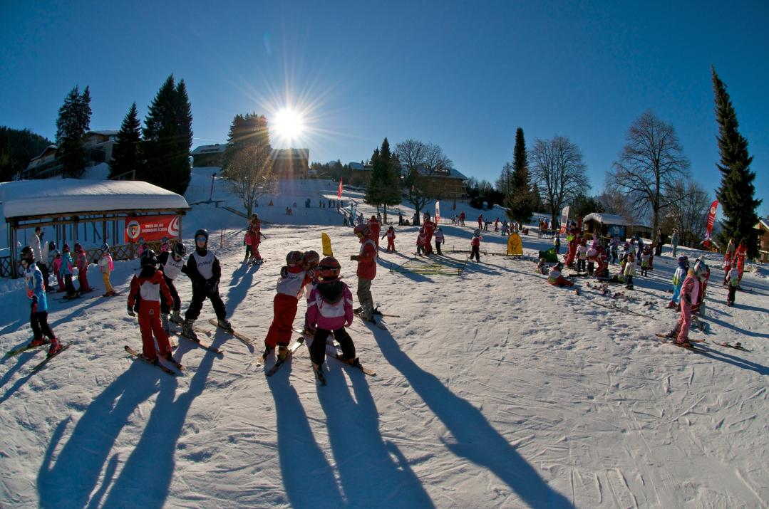 Swiss Ski School Snow Village in Villars