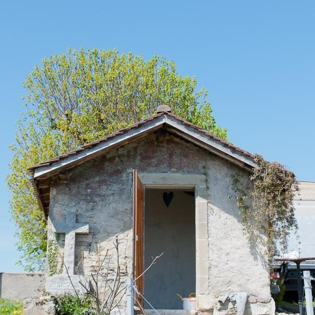 "The ""capite"": a vineyard hut"