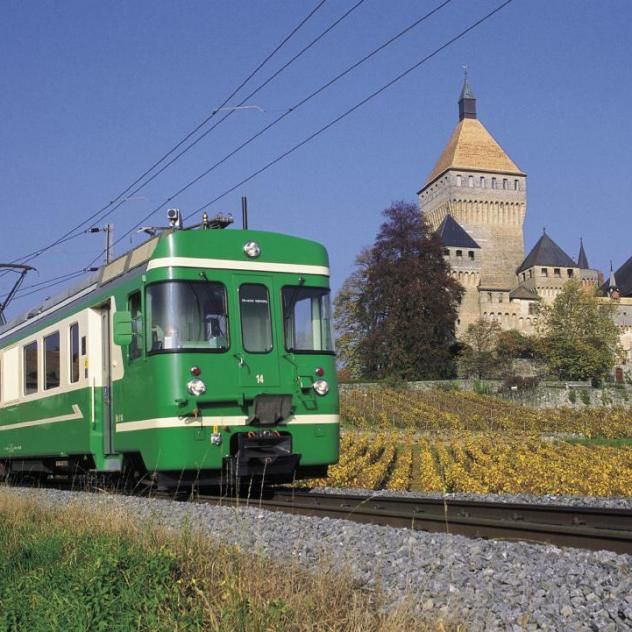 Bière-Apples-Morges Railway Line (BAM)