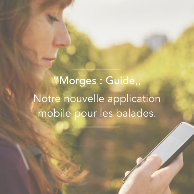 Application « Morges : Guide »