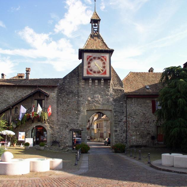 Saint-Prex tourist information