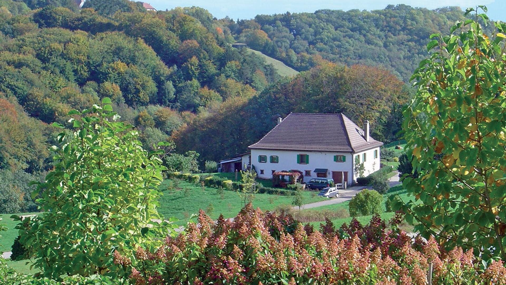 """Chambre d h´te """"Vallon d Aubonne"""" Morges Région Suisse"""