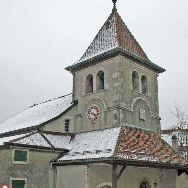 Prieuré Saint-Jacques