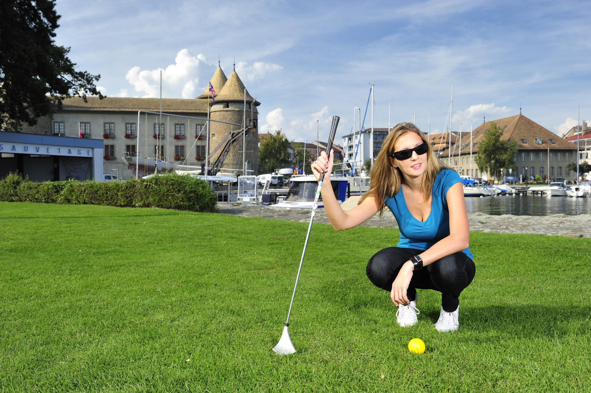 ityGolf Morges-Préverenges