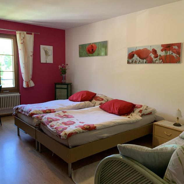 """Vallon d'Aubonne"" Bed & Breakfast"