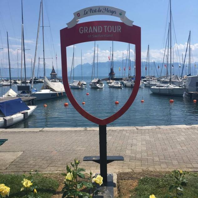 Photo-Spot Le Grand Tour de Suisse à Morges