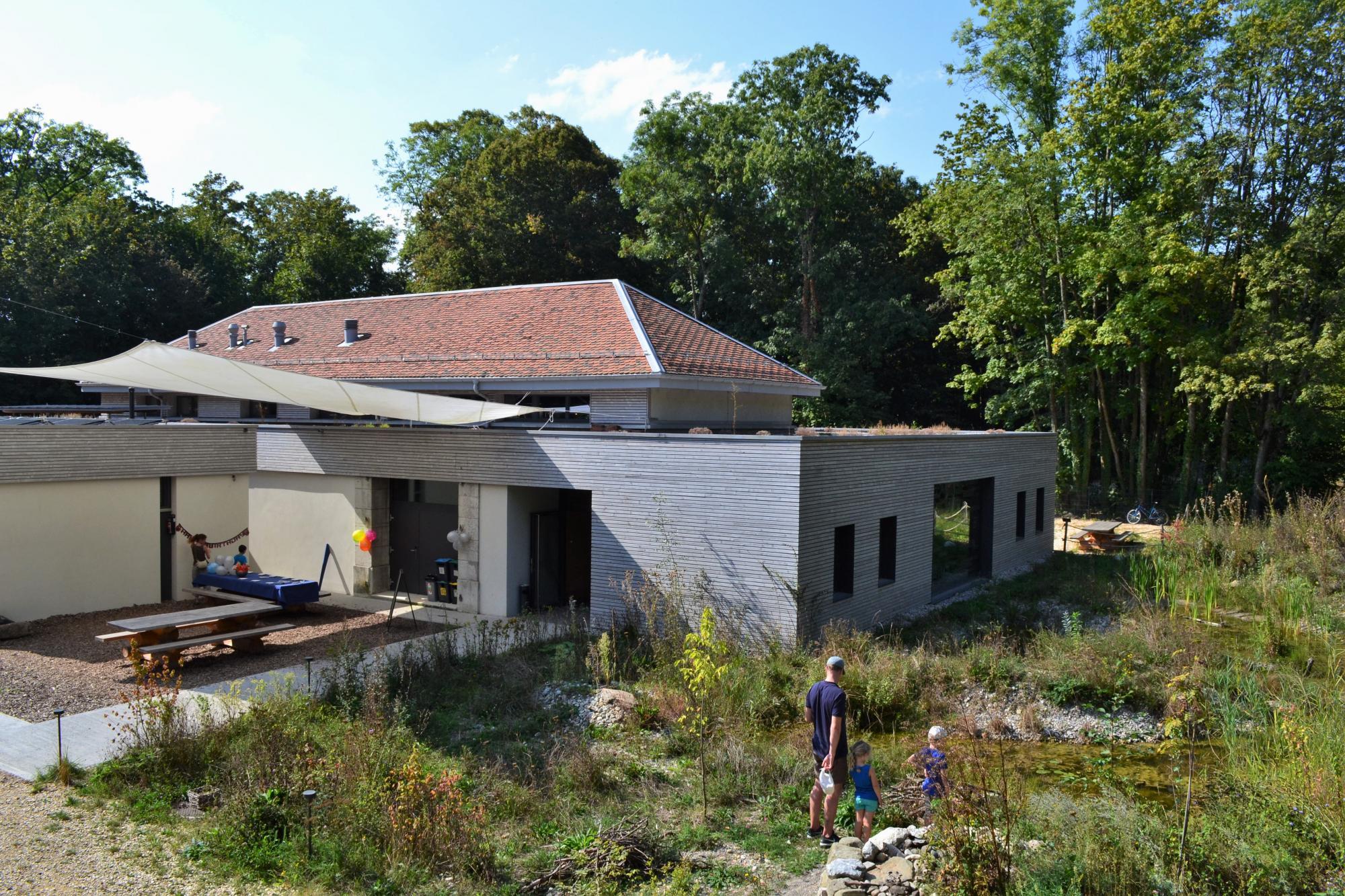 Maison de la Rivière