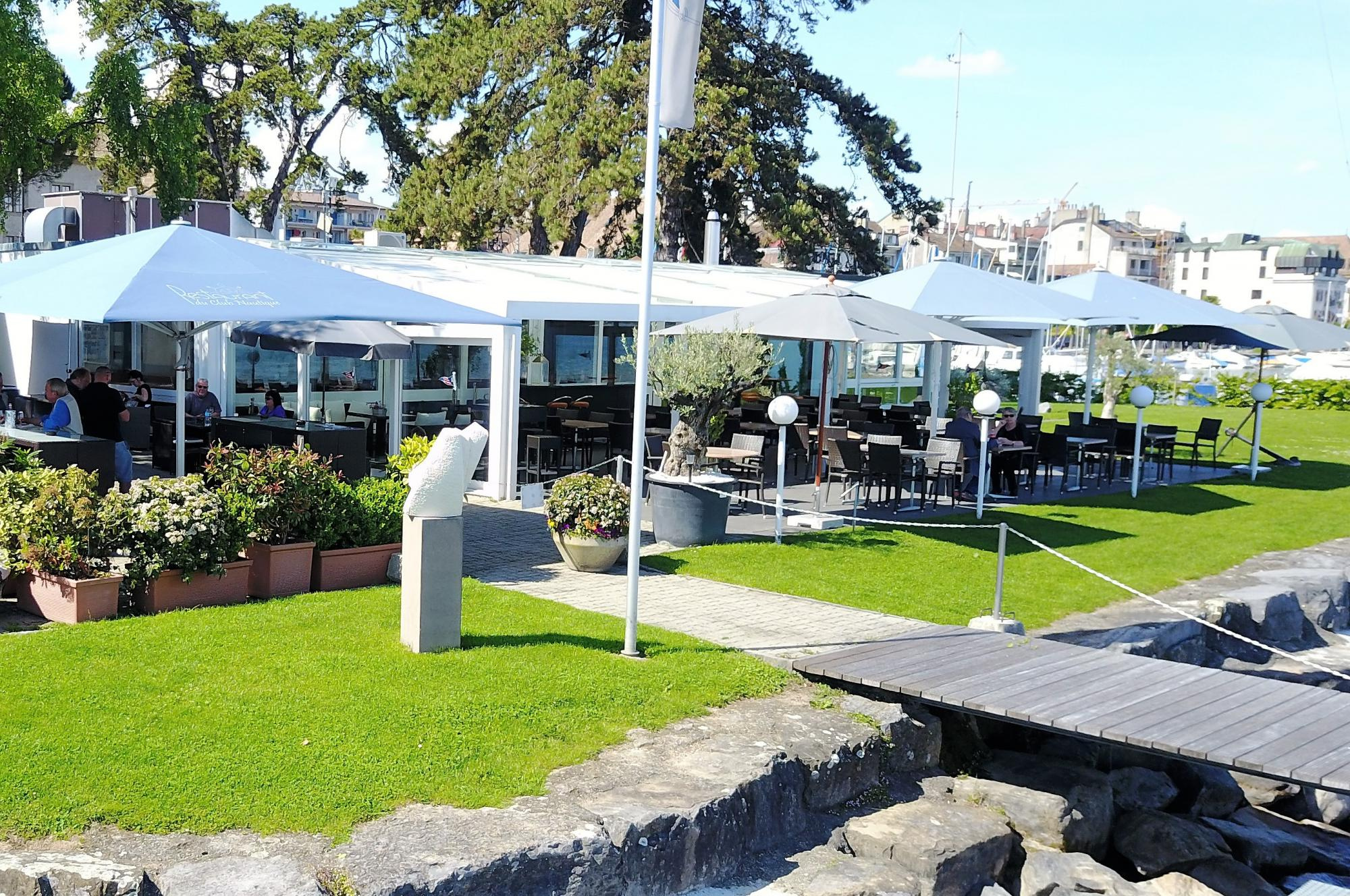 Restaurant du club nautique 13 points gm morges region tourist office - Office du tourisme morges ...