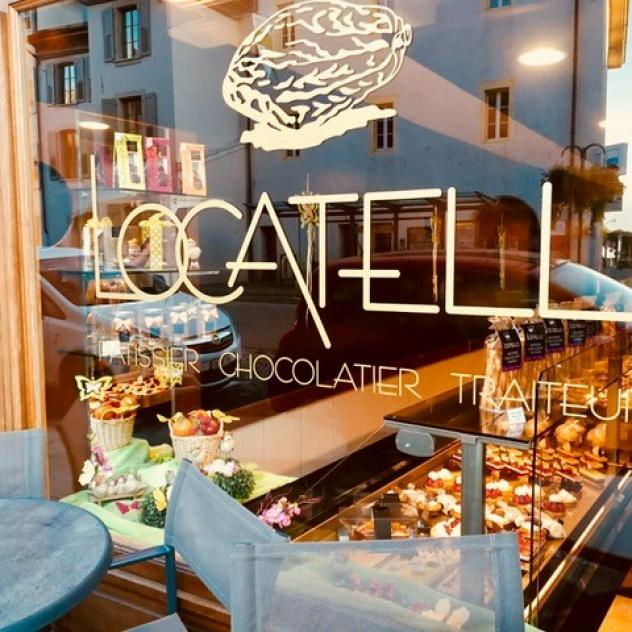Locatelli - Confectioner chocolate maker caterer
