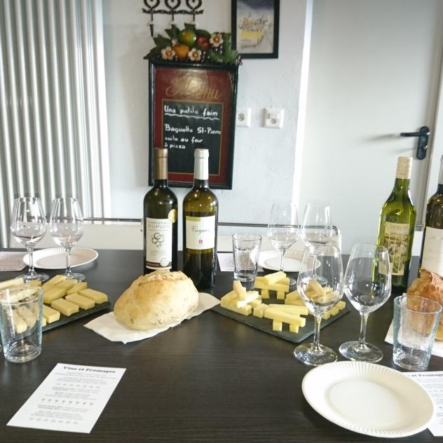 Accords vins et fromages