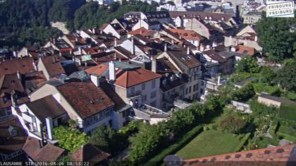 Webcam Fribourg Region