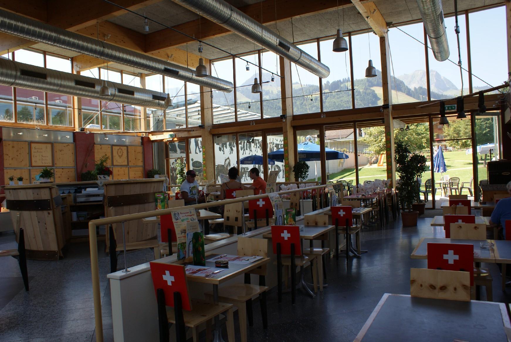Restaurant de la maison du gruyère