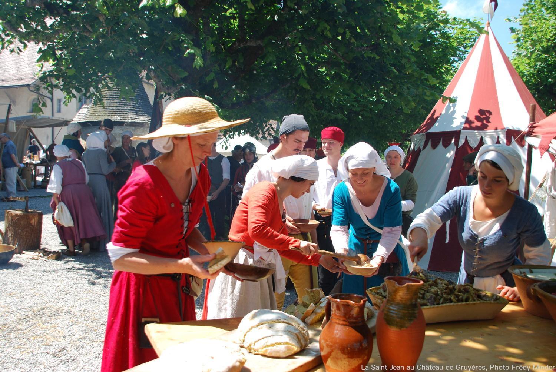 Calendrier Fete Medievale.La Saint Jean Fete Medievale