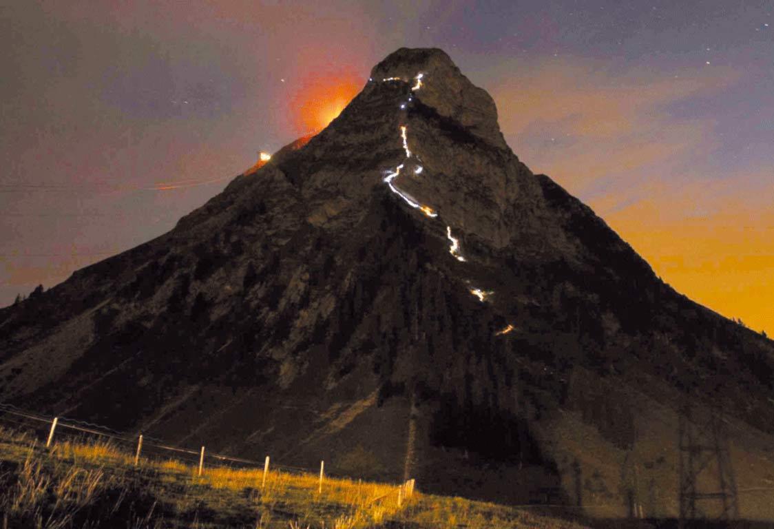 Klettergurt Via Ferrata : Klettersteig beschreibung via ferrata della regina