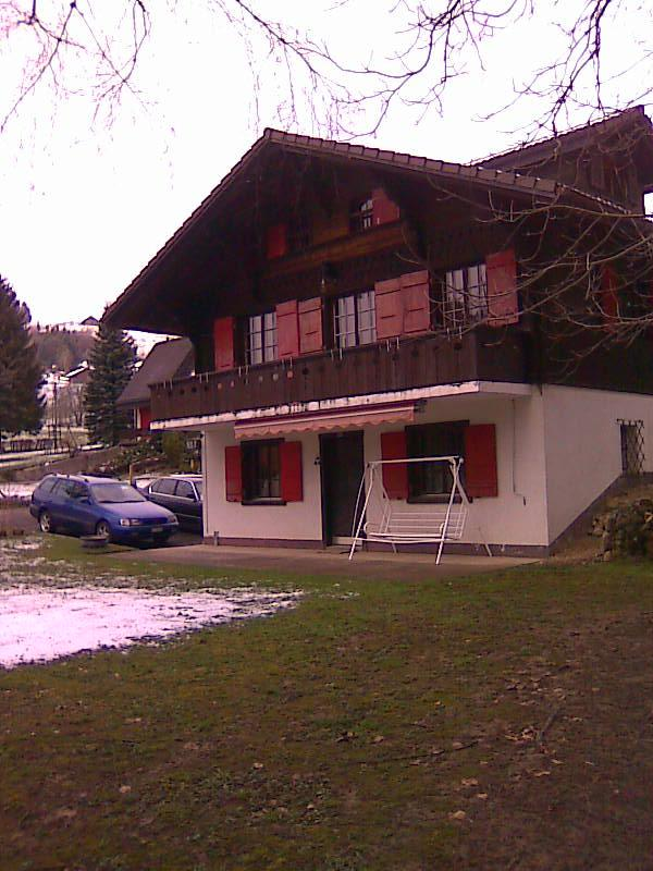 Chalet 3p. Aeby