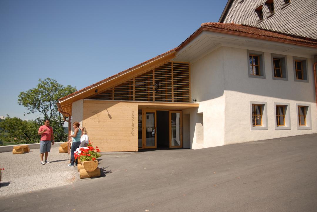 Office du tourisme de gruy res - Office du tourisme la cotiniere ...