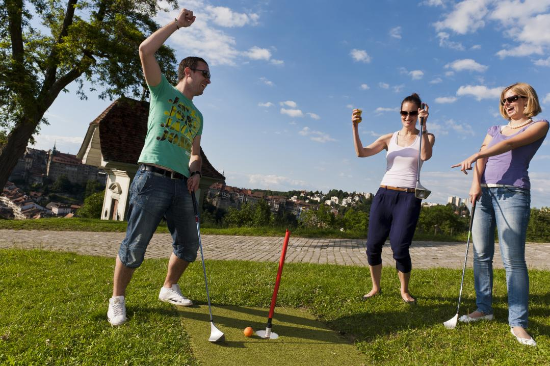 Activities for individuals and groups in Fribourg