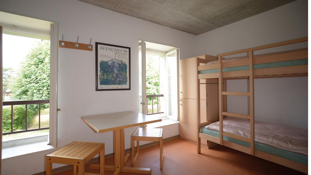 Room Youth hostel