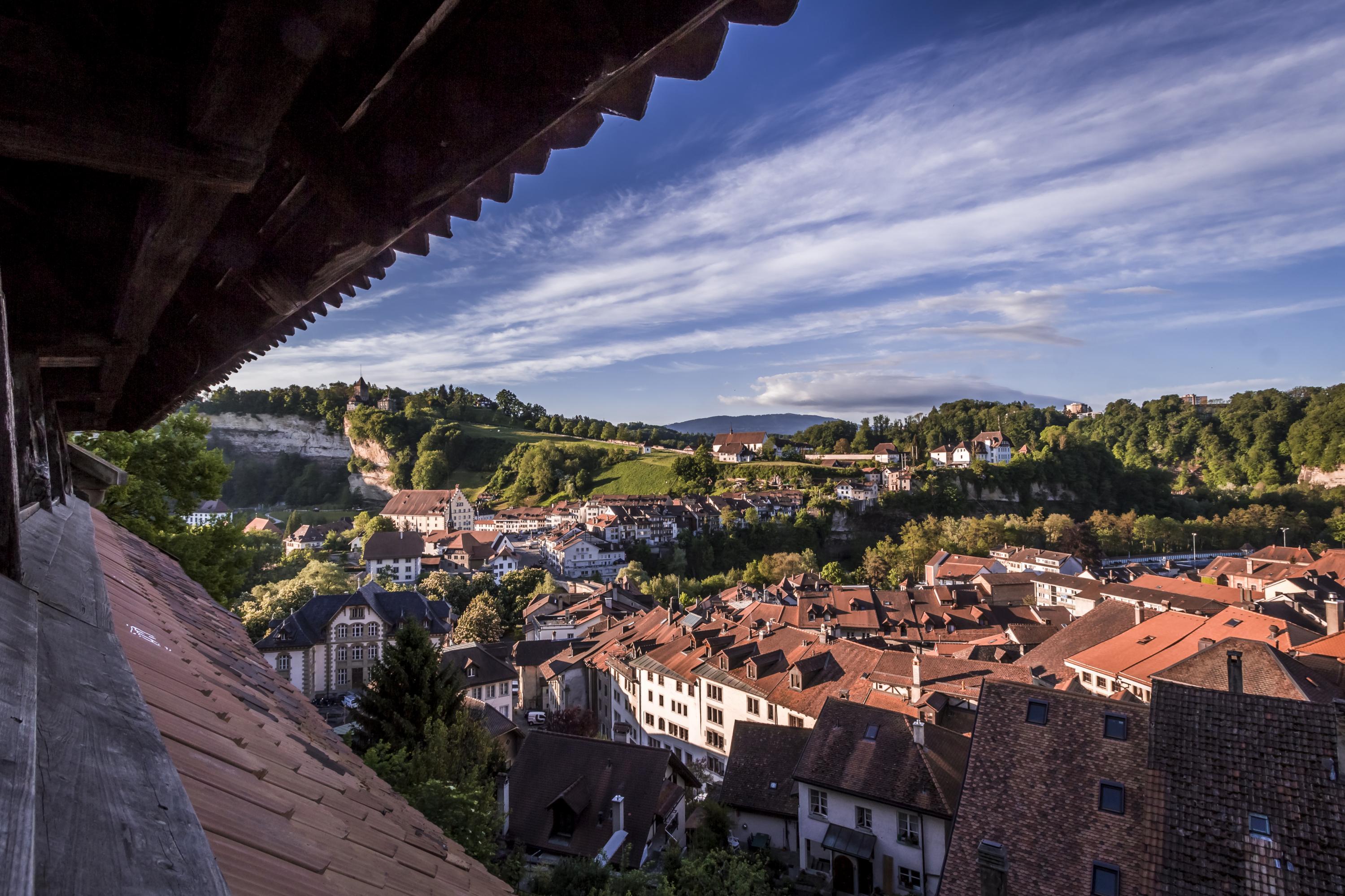 Wanderung von Freiburg nach Murten