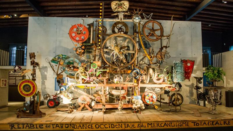 Espace Jean Tinguely