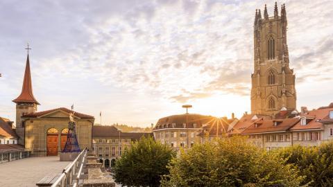 FRIBOURG REGION | Freiburger Tourismusverband | Kanton Fribourg