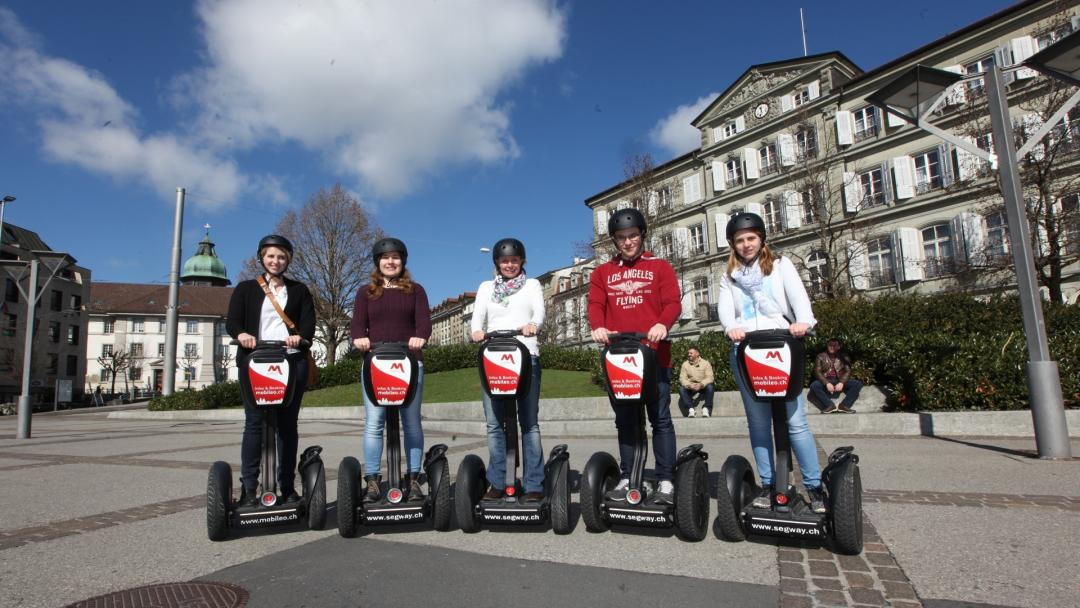 Segway Fribourg