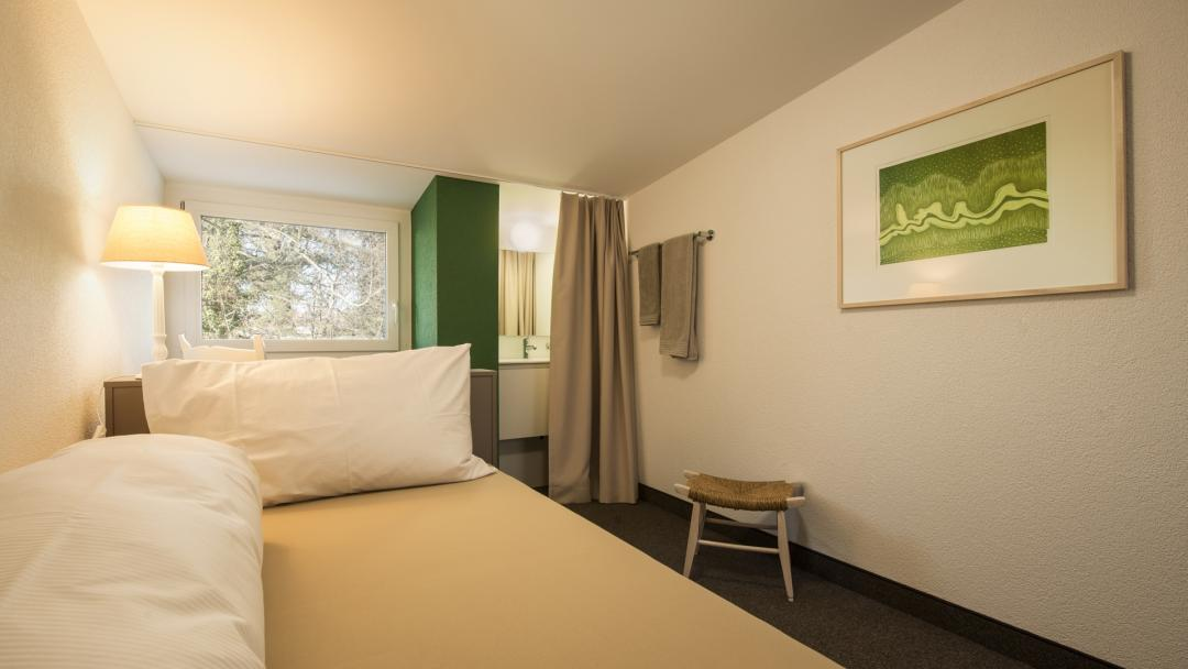 Accomodation for pilgrims in Fribourg