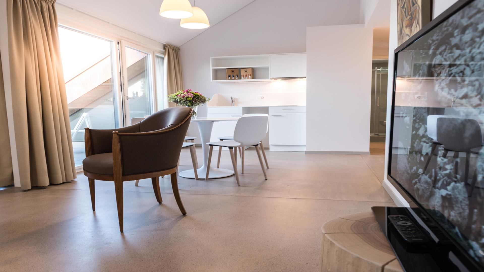 R sidence h teli re la croix blanche fribourg for Residence hoteliere